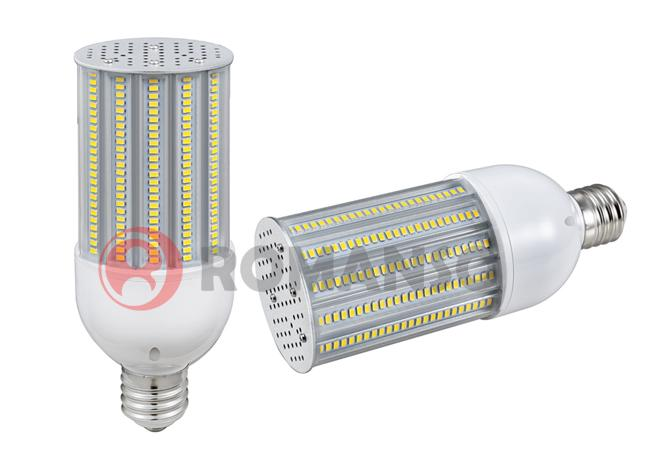 Cool / Natural / Warm White Samsung 5630 E26 E39 Led Corn Lighting Bulb 36 W IES File Approved