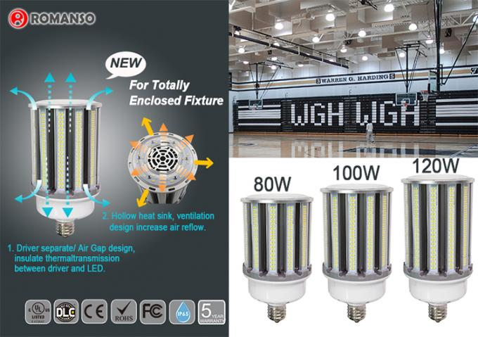 Natural White 360 Degree LED Bulb 150lm/W With Samsung 2835 LED Brand 80W 100W 120W
