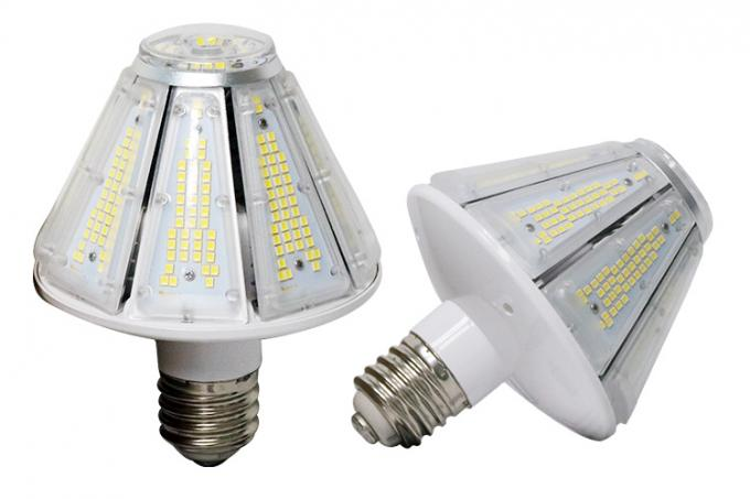 40w E26 LED Corn Bulb 6000Lm 6500K Cool White For Post Top Garage Lighting