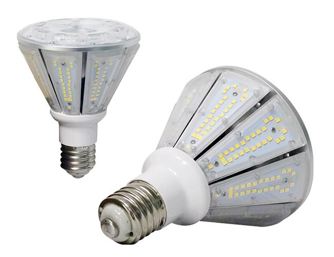 CFI HPS Replace E26 E39 50W Corn Cob LED Lamp Bulb For Garden Energy Saving