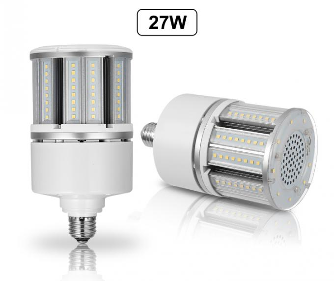 Aluminum E27 360 Degree Led Bulb 27w Epistar Chip Corn Led Lamps