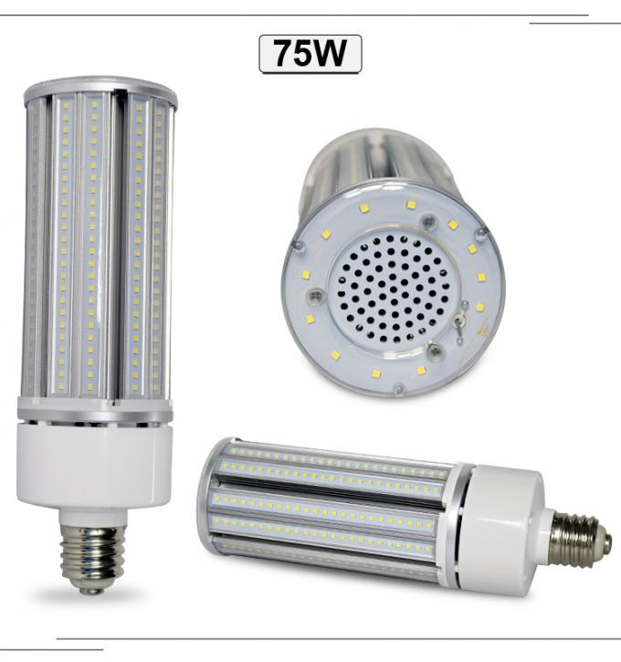High Lumen Samsung smd 2835 8250lm Corn bulb 75W High Bay LED Bulb with IP65 rating