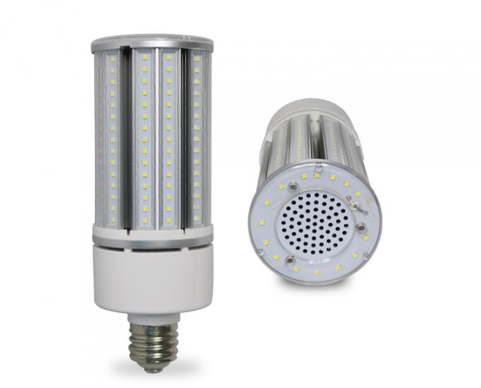Dimmable 277V 360 Degree LED Bulb E40 60 Watt / Smd Led Corn Lamp , 5 Years Warranty