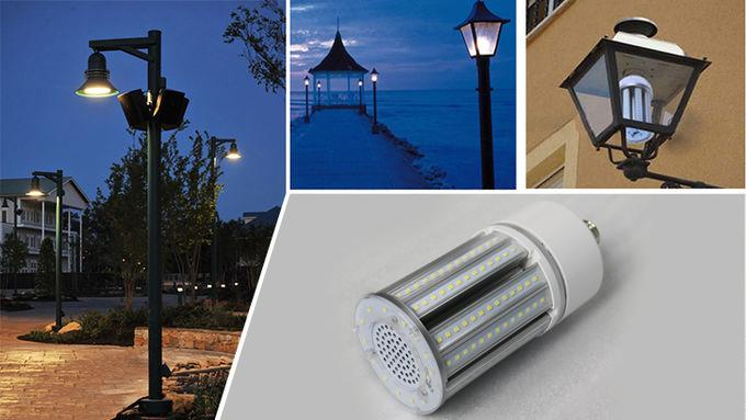 45w 3000k DLC LED Corn Light E26 / E39 5850LM IP65 For Street Lighting