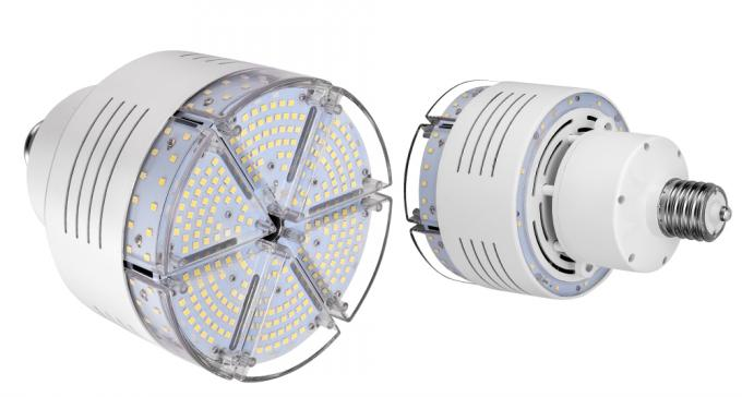Retrofit 250w Cfl Lighting High Bay LED Bulb 75 Watt With 3000k-6000k CCT , 120° Beam Angle