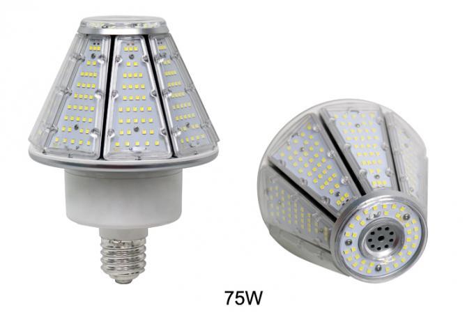 75W LED Corn Light Bulb 9750 Lumens 3000K Replacement for 300W Metal Halide Bulb , HID , CFL , HPS