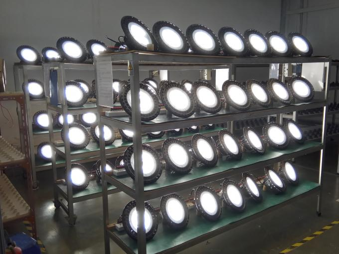 4000K 120w ufo led highbay lights with ETL , super bright led high bay replacement lamps