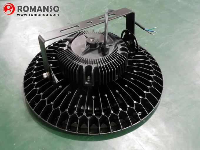 80w Meanwell Driver SMD 3030 UFO Led High Bay 130lm / w Ra >80 4000k