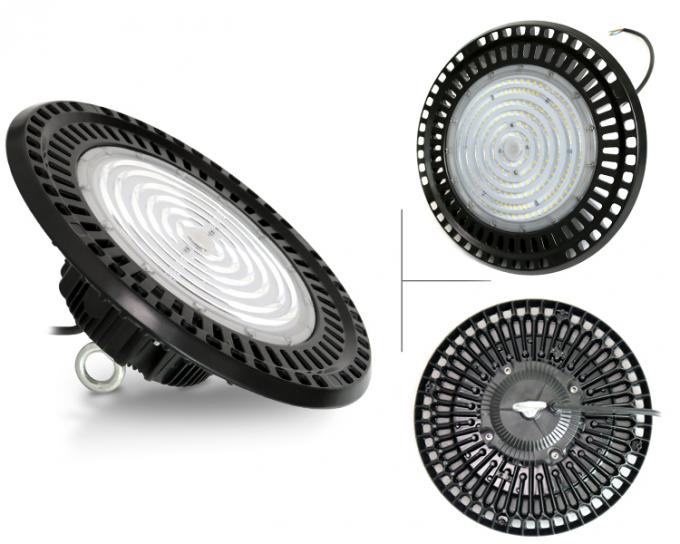 5000K 50000 hours 150w led high bay light Meanwell HLG Series driver