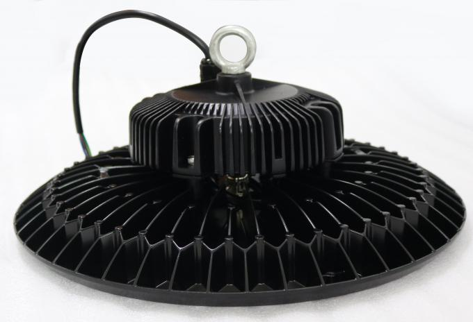 130lm/w Industrial UFO Led High Bay with Die - casting aluminum DLC UL CE RoHS Approved