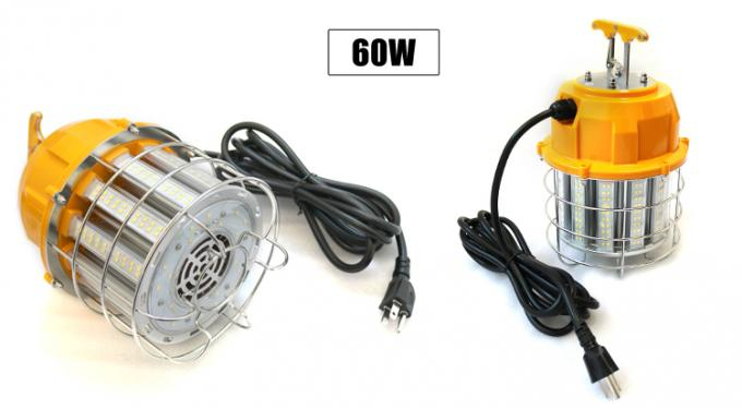 High Power 60W 100W Led Temporary High Bay Work Light Replacement Of Mhl Bulb