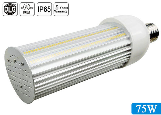 China IP65 180 Degree 5630SMD 110lm/w Led Corn Light E40 5000K White 110v 220v supplier