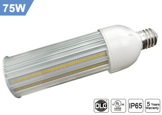 China 3000k E40 75w Street Light Bulbs Replace 300w Metal Halide Lamp supplier
