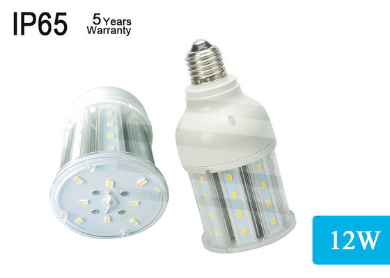 China 110lm / W SAMSUNG 5630 12w E26 Led Corn Bulb IP65 Water Proof High CRI supplier