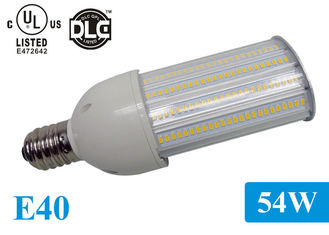 China 180 Degree 3000K - 6000K LED Corn Light Street Bulb 54W Waterproof IP65 supplier
