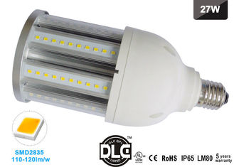 China Very Low Energy Consumption E26 Led Corn Bulb 27w For Street Lighting supplier