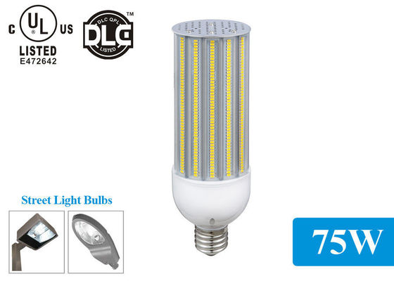 China E40 Base 180 Degree Retrofit Street Light Bulbs , Led Light Bulbs 6500k - 3000K supplier