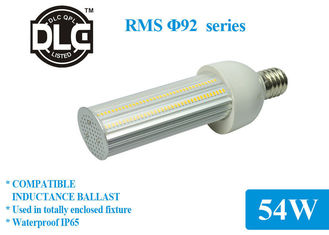 China AC100 - 300V LED Corn Light Ra80 120LM/W , 54W  5940lm LED Corn Lamp E40 / E39 supplier