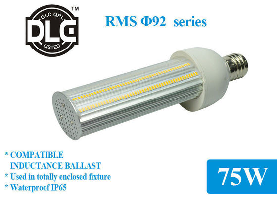 China UL CUL DLC 180-degree E39 LED Corn Bulb 3000K - 6000K For Street Light supplier
