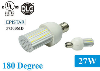 China High Efficiency E27 E40 27W Waterproof IP65 180 Degree LED Bulb For Street Light supplier