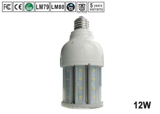 China 12W 3000K 4000K 5000K cfl led corn lamp e27 replacement retorfit down light supplier