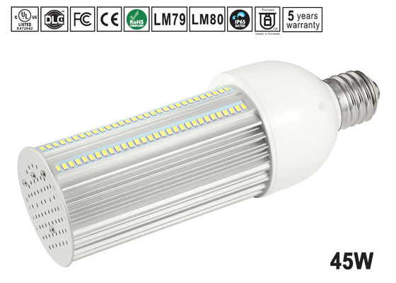 China 45w 120lm / w Street Light Bulbs , IP65 led bulb 360 degrees Waterproof supplier