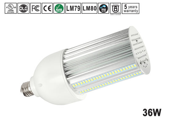 China 180 Degree 36w 120lm / w led corn bulb e27 Samsung 5630 Chip supplier