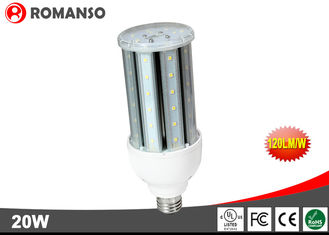 China Waterproof E26 LED Corn Bulb 3000k With High Bright Samsung SMD2835 Source , 20W supplier