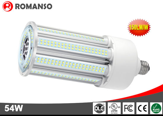 China 150lm/W E26 LED Corn Bulb 360 Degree / Mogul Base LED Bulb With High Lumen , AC100-277V supplier