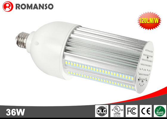 China 180 Degree Led Corn Bulb E27 36w / Street Lighting Retrofit 120Lm/W For Outdoor supplier