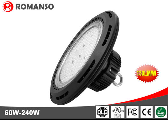 China UFO Industrial High Bay Lights 130lm/W , Led High Bay Fixtures Die - Casting Aluminum Material supplier