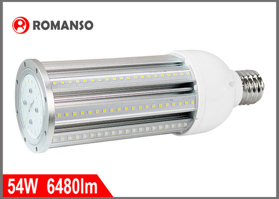 China 360 Degree Corn COB LED Bulb 54W Replace 200w Metal Halide Lamp supplier