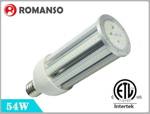 China Top Post 54w E27 E39 Led Corn Bulbs IP65 Corn Light Bulb 6000k supplier