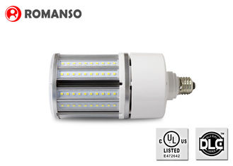 China Aluminum E40 LED Corn Light 36w Intermediate Base Corn Cob Led Lamps supplier