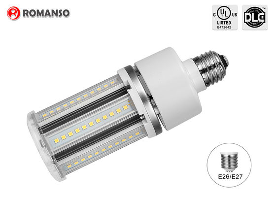 China Roadway lighting Post Top Retrofit LED Corn COB Light Bulbs 16W to 75W supplier