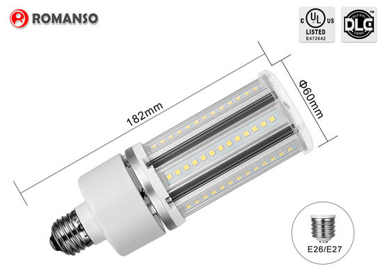 China Ultra Brightness 2835smd 22w Led Corn Light E27 360 Degree AC 90-260V supplier