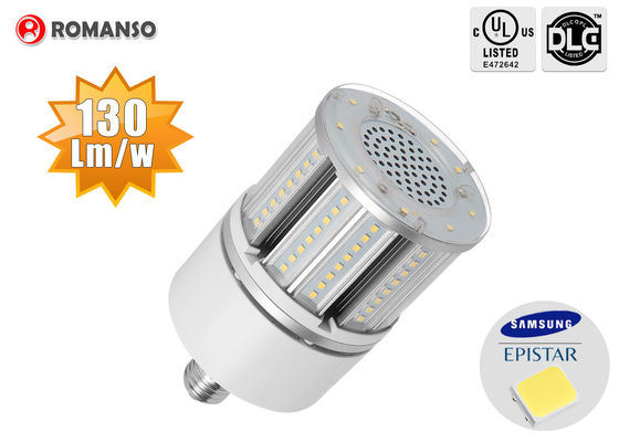 China UL Listed AC100-300V 360 Degree E27 LED Corn Bulb With IP65 Waterproof Rating supplier