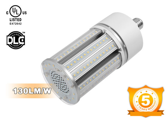 China Energy Saving E40 Corn Cob Led Lamps Dustproof With Aluminum Material , 5400lm Efficiency supplier