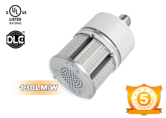 China Samsung SMD Solar Led Corn Light Bulb 30 Watt With 6063 Aluminum / PC Material , 120LM/W supplier