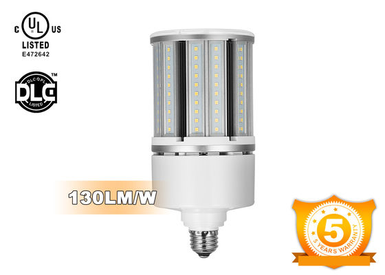 China 36W LED Corn Light 360 Degree  PF>0.9 LED Street Light for Sale E27 E40 With 5 Years Warranty supplier