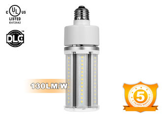 China UL 22W Led Corn Cob Bulbs 130lm/w Compatible With Inductance Ballast supplier