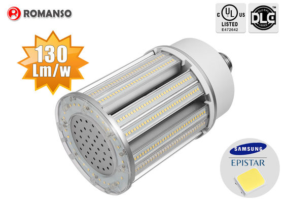 China Dustproof E40 120w Corn Lamp Led Aluminium Housing Indoor / Outdoor Warehouse Lighting supplier