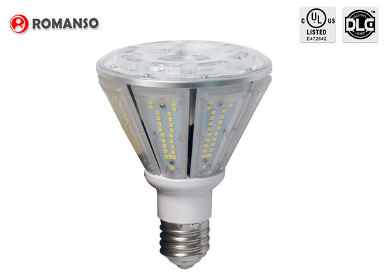 China E27 E26 30W Post Top Courtyard Led Retrofit Bulbs With 360 Degree Beam Angle supplier