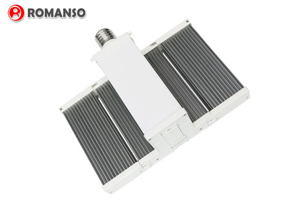 China High Lumen 100W Corn LED Lights , Pole Parking Lot Led Retrofit Kit AC100-300v supplier