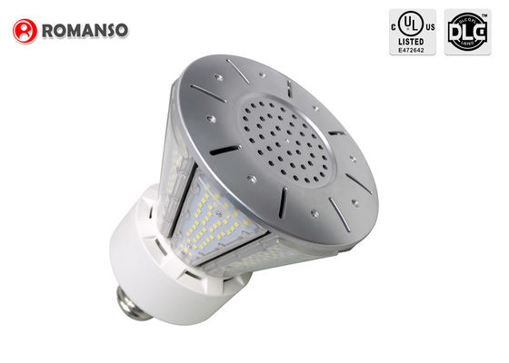 China Metal Halide Bulb Retrofit 75W E39 LED Corn Light / LED Post Top Bulbs 360 Degree supplier