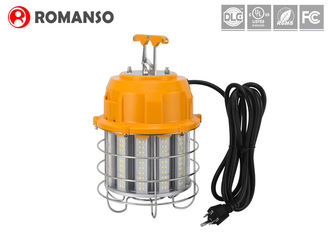 China Super Bright 60 Watt DLC LED Corn Light / 2835 Smd LED Temporary Work Light supplier