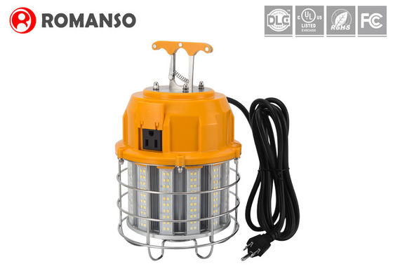 China 60 Watt LED Corn COB Bulb For Safety Protection / LED Temporary Light 7800lm supplier