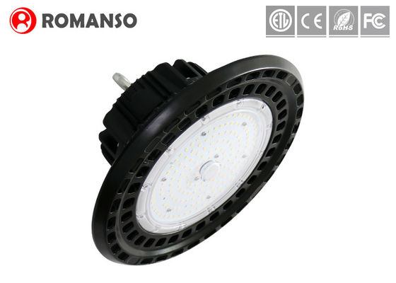 China 4000K 120w ufo led highbay lights with ETL , super bright led high bay replacement lamps supplier