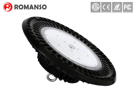 China Meawell driver 5000K UFO Led High Bay 200w , round led high bay supplier