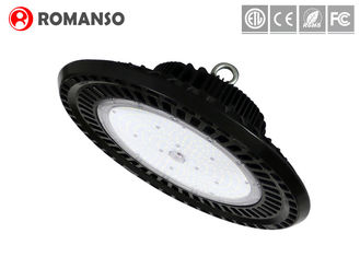 China Industrial used 200W 150W 120W UFO Led High Bay lighting DLC ETL CE RoHS supplier